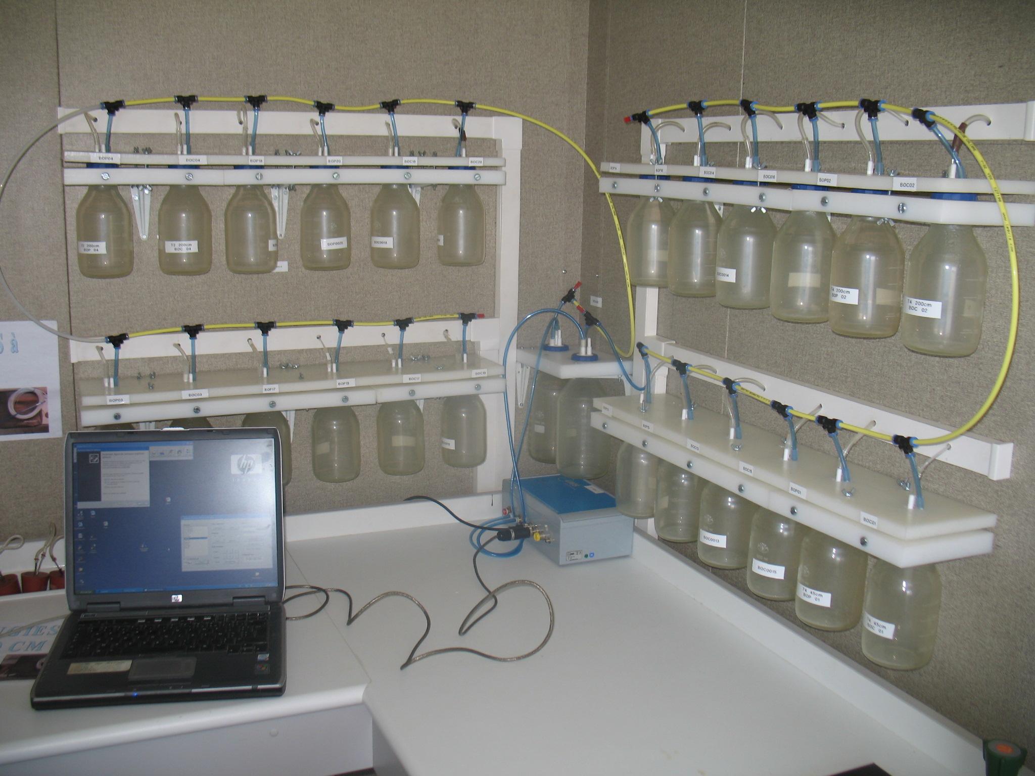Système de collecte de l'eau du sol